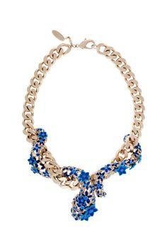 Roberto Cavalli necklace