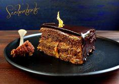 La sachertorte {gâteau au chocolat et aux abricots} : Il était une fois la pâtisserie