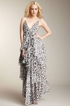 Thomas Wylde  Supernatural Tiered Maxi Dress  $734.00 $1,835.00  60% off  Out of my price range for a dress but hey it's all virtual! ;)