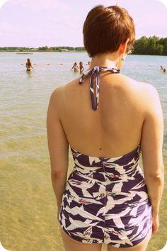 modest bikini Patterns