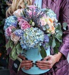 Какие цветы модно дарить этим летом?