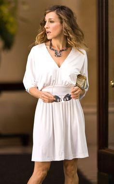 As roupas mais luxuosas de Carrie Bradshaw