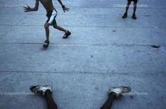 Alex Webb Havana, 2000. Near the Malecon Children Playing.