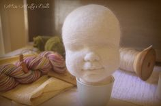Needle Felting   by Miss Molly's Dolls