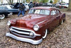 '53 Kustom Chevy Bel Air