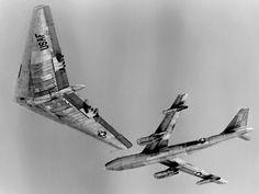 XB-47 & YB-49