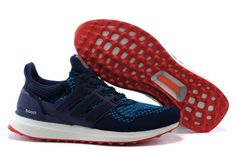 Adidas Ultra Boost Navy Blue Turquoise Red Spring Summer 2018 How To Buy  Shoe b929150d2b534