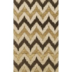 Dalyn Rug Co. Bella Brown Area Rug Rug Size: 8' x 10'