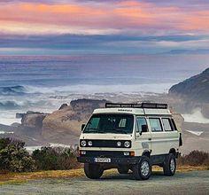 Vw T3 Westfalia, Vw T3 Doka, Vw T3 Camper, Off Road Camper, Camping Humor, Camping Glamping, Funny Camping, Volkswagen, T6 California Beach