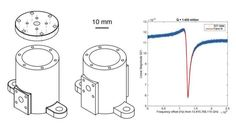 Researchers 3D printed a superconducting cavity for the first time #3Dprinting