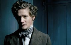 Bleak House (TV mini-series 2005). Gasp, it's Prince Turveydrop. He's so adorable! Except that's really not the best picture of him.
