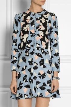 Marc by Marc Jacobs printed dress