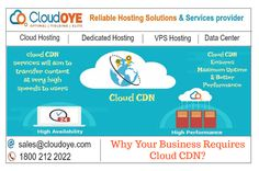 CloudOYE is leading cloud CDN (Content Delivery Network) hosting service provider. Our online Cloud CDN server enhances your website performance across the globe and helps you to improve you revenue. Content Delivery Network, Improve Yourself, Clouds, India, Videos, Delhi India, Video Clip, Cloud, Indian