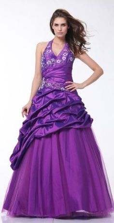 PAGEANT BALL GOWN EVENING