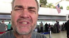 Ken O'Keefe - TSA Denied Flight to Anarcapulco for Refusing Body Scanner...