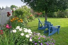 a backyard garden – garden interior | Interior Decorating – Furniture Designs Modern and Luxury Homes. Home decorating photos.