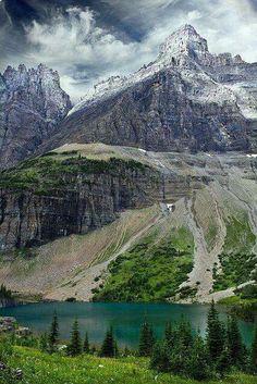Montana. Iceberg Lake.