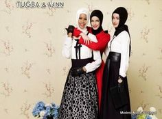 Tugba & Venn. Quality stylish Muslim clothing