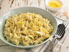 Creamy Lemon Pasta Recipe - NYT Cooking