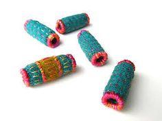 Afbeeldingsresultaat voor fabric beads
