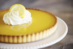 The Quintessential French Lemon Tart Recipe - apply the usual paleo substitutes. This sounds even better than the other French lemon pie recipe