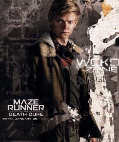 The Death Cure poster I can't breathe