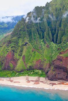 Kalalau Beach | Hawaii