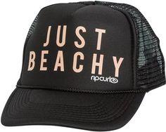 RIP CURL JUST BEACHY TRUCKER HAT