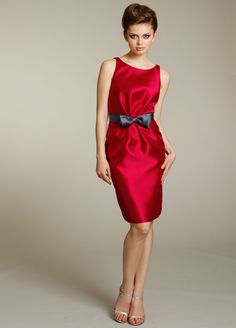"""Bridesmaids Dresses by """"Noir by Lazaro"""" 