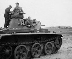 Panzer III with FAMO suspension by Wolfenkrieger