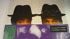Online veilinghuis Catawiki: Run DMC - 2 Classic RAP/HIP HOP - albums on 180 gram audiophile vinyl: Raising Hell