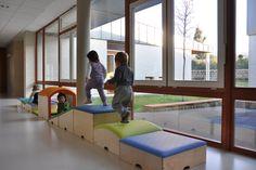 Asilo Pietra Porzia – Frascati, Italy / Kayar flooring https://www.pinterest.com/artigo_rf/kayar/