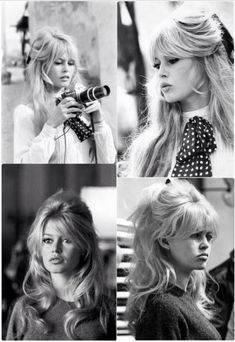 Ideas wedding hairstyles with bangs half up brigitte bardot Ideen Hochzeit Frisuren mit Pony Vintage Hairstyles, Hairstyles With Bangs, Pretty Hairstyles, Wedding Hairstyles, Hairstyles Videos, Bridal Hairstyle, Fringe Hairstyles, Pelo Vintage, Vintage Bangs