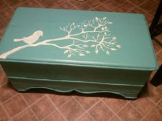 How To Make A Pad For The Top Of A Cedar Chest
