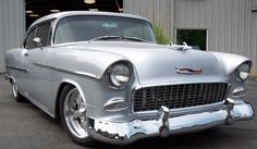 1955 Chevy Belair Restored by Select Motors