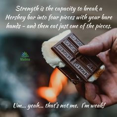 #lifestooshort #motherofthree #love #happy #life #happiness #kids #chocolate #cake #food #dessert #yummy #instafood #delicious #love #sweet #icecream #homemade #chocolatecake #cakes #sweets #desserts #pastry #cookies #tasty #cupcakes #baking #chocolatelover #madima Chocolate Lovers, Chocolate Cake, Im Weak, Icecream, Happy Life, Thats Not My, Motivational Quotes, Strength, Happiness