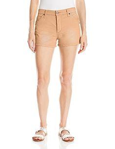 dd5f0cbf0f02 Clothing, Shoes & Jewelry > Women > Clothing > Shorts > Denim > Joe's Jeans  Women's Wasteland Short, Camel, 24 Get Price Short. Color Th.