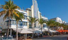 Miami South Beach & Art Deco Architecture District    #VisitMiamiLGBT