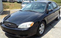 2005 Ford Taurus SE at Golden Auto Sales, Jonesville, NC