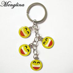 Lovely Cartoon Airplane Bus Metal Key Ring Key Chain Key Holder Handbag Charm