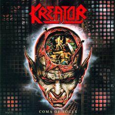 Kreator - Coma of Souls #metal #album #music