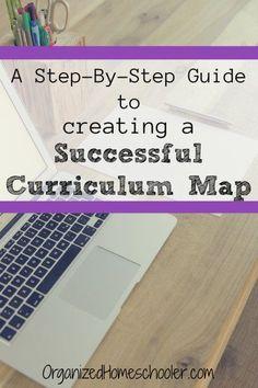 Create a curriculum