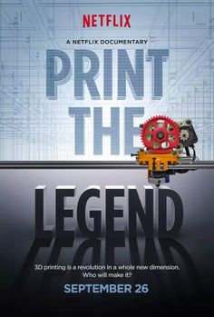 De #NetflixOriginal Print the Legend is nu te zien op #Netflix!