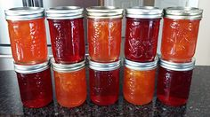 Who would have thought you could make jelly out of something you usually dump down the sink but this is an amazing way to use the water you boil beets in. The first time I made this jelly I cooked … Read More
