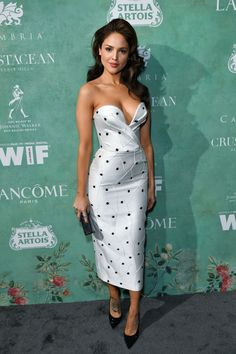 Eiza Gonzalez – 2018 Women in Film Pre-Oscar Cocktail Party in LA. Sexy Outfits, Celebrity Fashion Outfits, Dita Von Teese Style, Mexican Actress, Indian Men Fashion, Beautiful Indian Actress, Indian Actresses, Gorgeous Women, Beautiful Outfits