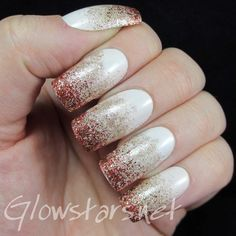 Nailpolis Museum of Nail Art | Bombs are going off inside your chest by Vic 'Glowstars' Pires