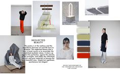 Trend moodboard for Lelook edited by THE INSPIRATION PROVIDER