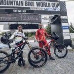 Video | Fort William UCI course with Claudio Caluori