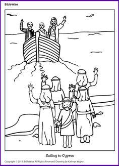 99 beste afbeeldingen van Bijbel: Paulus voor kleuters