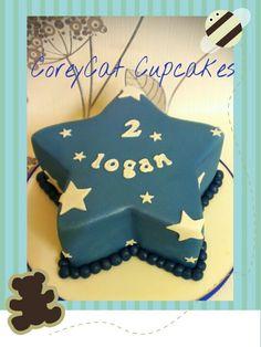 Star shaped cake :-)
